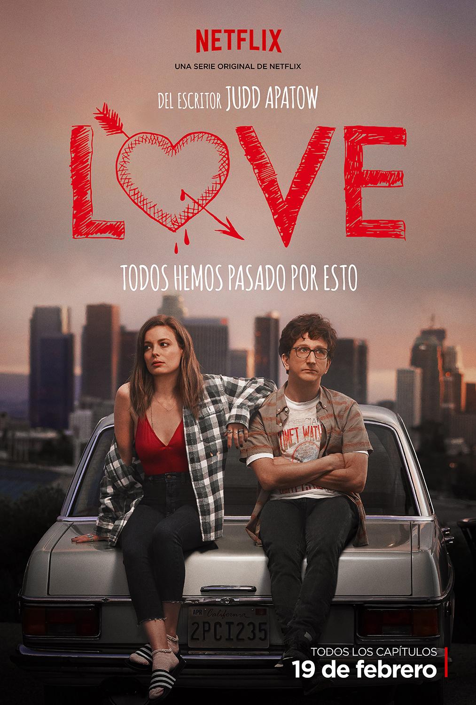 Love Temporada 1 2 y 3 Latino