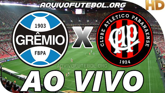 Assistir Grêmio x Atlético Paranaense Ao Vivo
