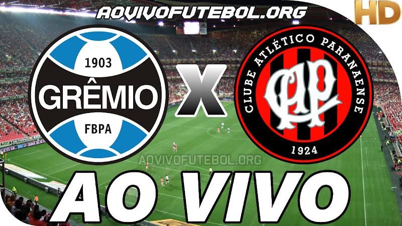 Assistir Grêmio vs Atlético Paranaense Ao Vivo HD