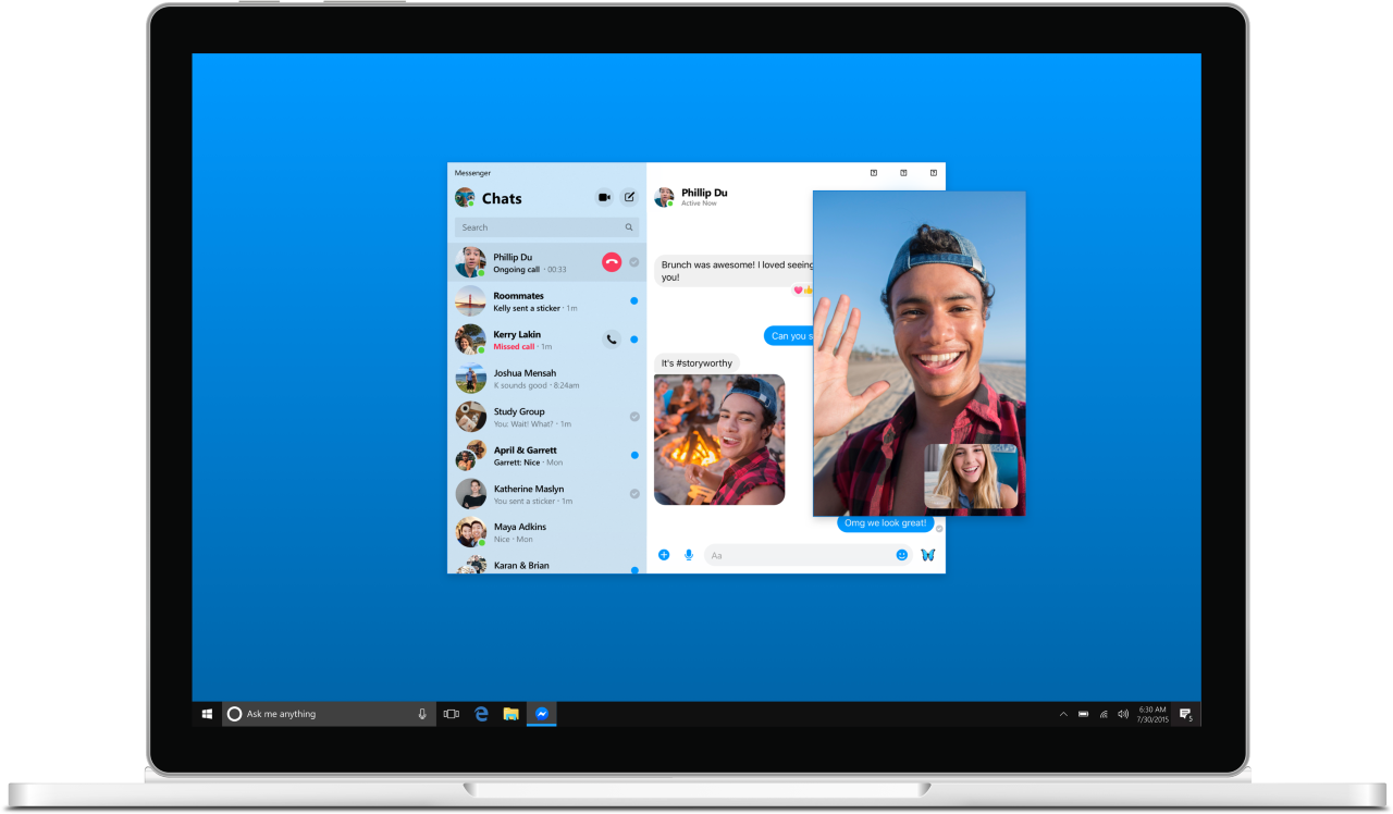 Nuovo-Messenger-desktop