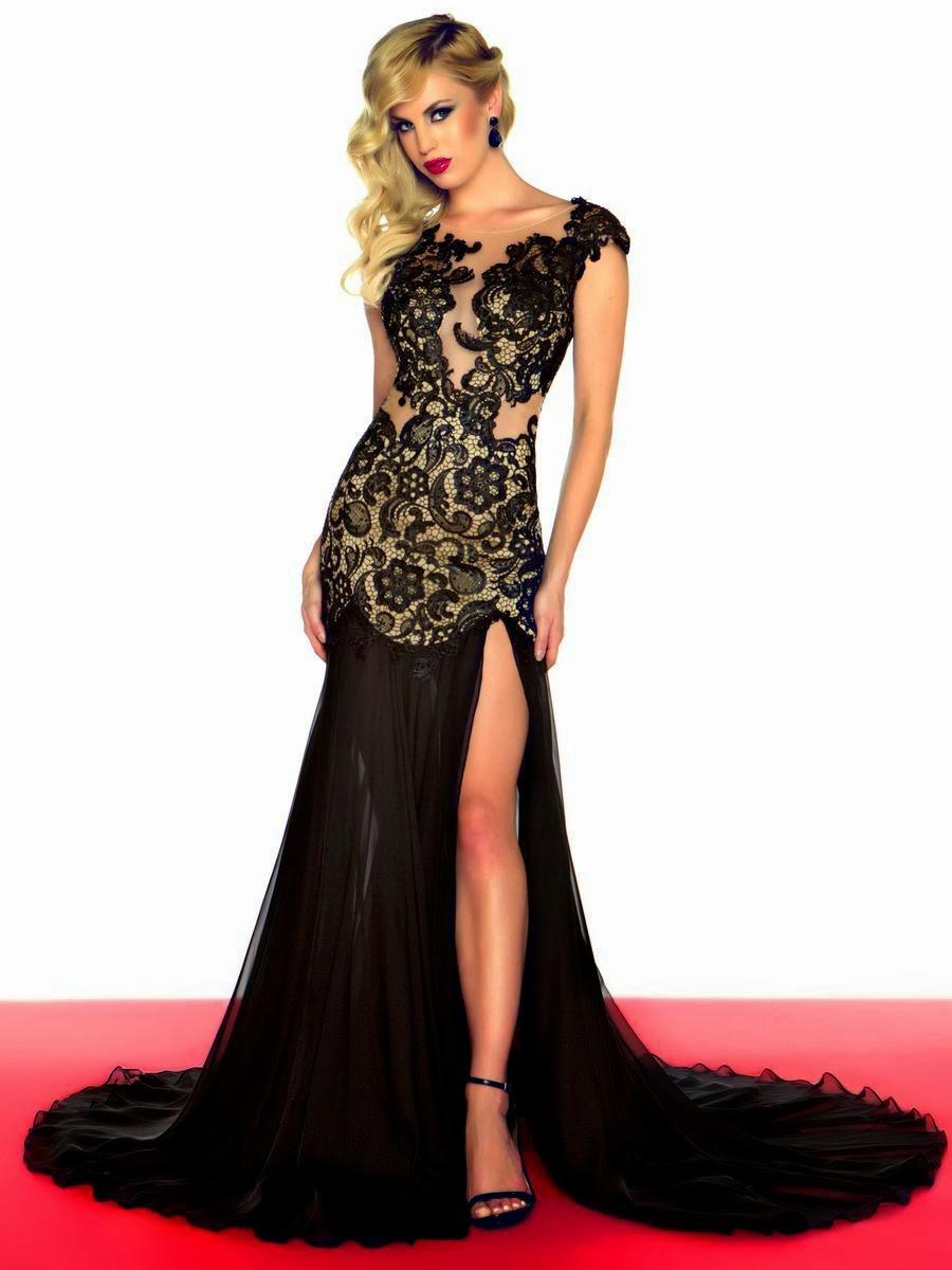 6fe55be03a Lindos Vestidos de color negro