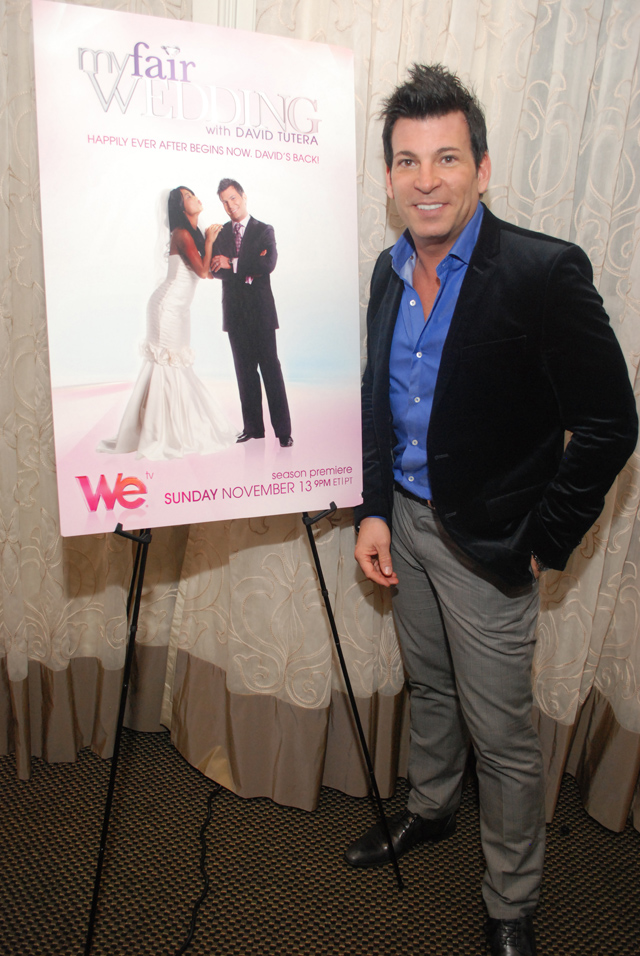 But After Attending A Meet And Greet With Event Planner David Tutera Screening Of An Upcoming Episode His Show My Fair Wedding On We Tv Sundays