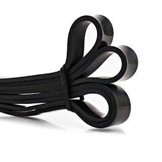 mobility resistance bands black
