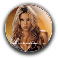 Shakira English Pop Music Singer