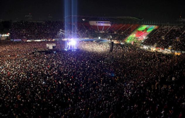 El Foro Sol en CDMX cartelera de conciertos para comprar boletos en primera fila en taquilla baratos no agotados mapa de ubicacion