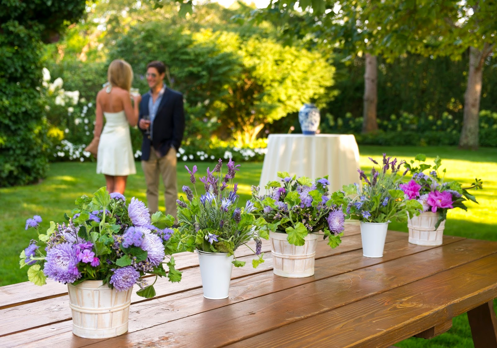 Summer Garden Party At Terrain