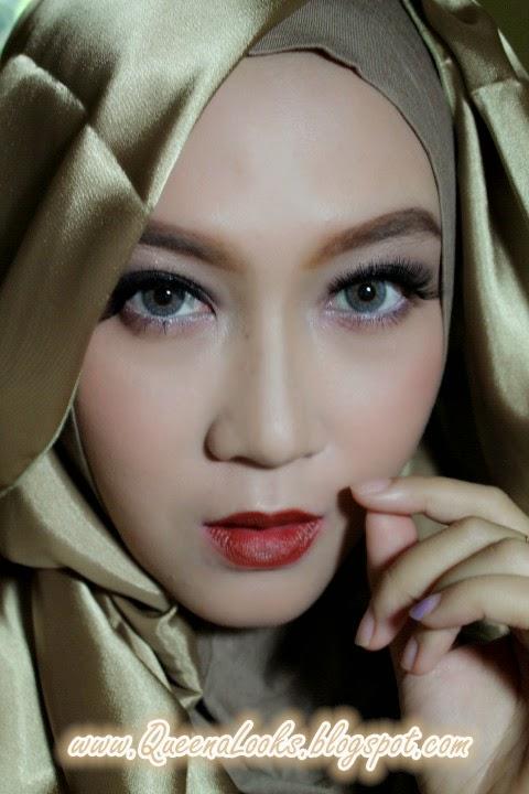 Review Lipstik La Tulipe - Queena Looks