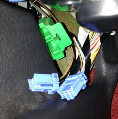 HONDA EK9 CIVIC用旧診断機接続カプラー
