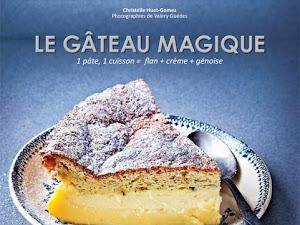 """""""Le gâteau magique"""", mon premier livre de pâtisserie :)"""