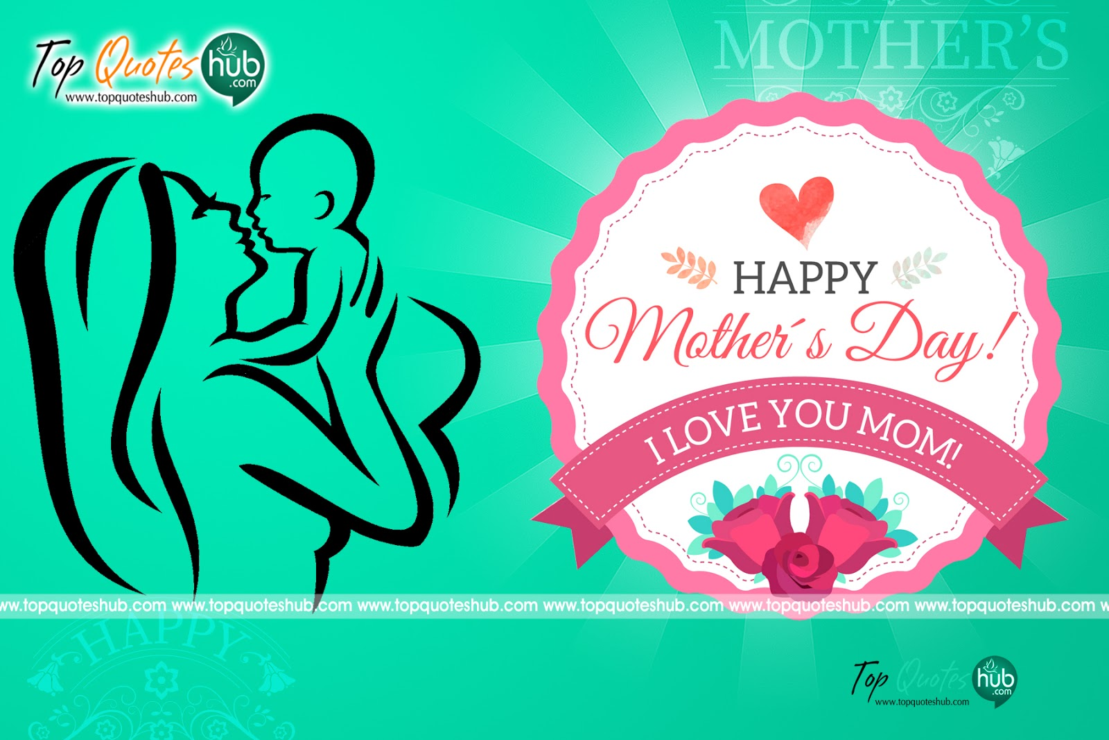 Happy Mothers Day Greetings And Wishes Hd Wallpapers Topquoteshub