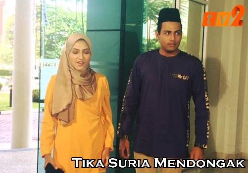 Sinopsis telefilem Tika Suria Mendongak TV2, pelakon dan gambar telefilem Tika Suria Mendongak TV2