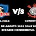 Colo Colo vs Corinthians: Fecha y Horario del Partido, Qué canal transmite EN VIVO