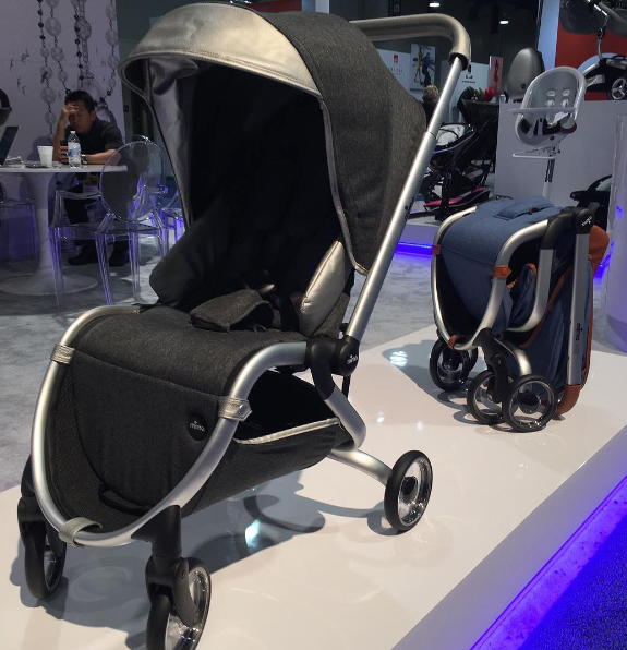 New travel stroller 2017 Mima Zigi
