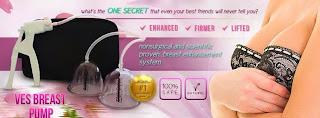Ves Breast Pump - Pam Besarkan Payudara