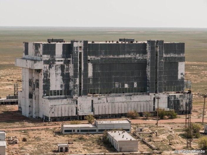 Baikonour Cosmodrome