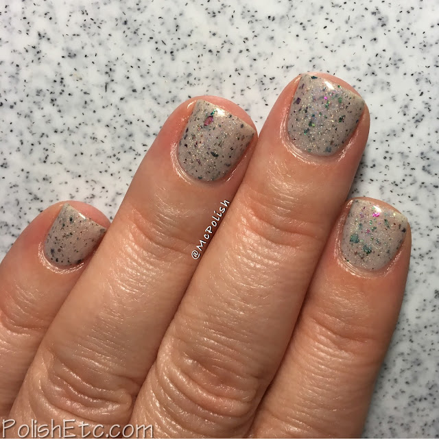 Random Nails of the Day - McPolish - Mother of Dragons by Ever After Polish
