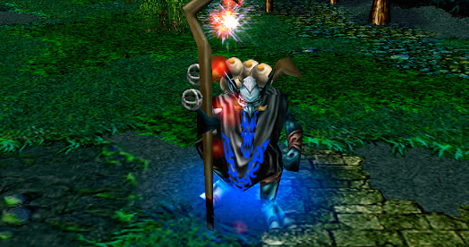 Witch Doctor   Vol'Jin DotA 1   DotA Allstars