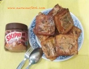 resep biskuit selai kacang skippy