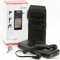 YongNuo SF18 Compact Battery Pack for 580EX/580EX II Review