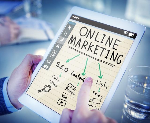 cara memulai bisnis online lewat website