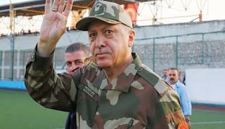 Ο φόβος και η ανασφάλεια, τα «υπερόπλα» του Ερντογάν!