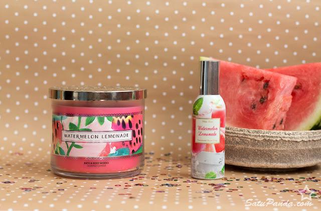 Bath and Body Works Watermelon Lemonade