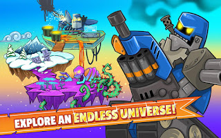 Tower Conquest Mod Apk v22.00.12g (Unlimited Gem & More)