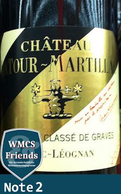 Test und Bewertung von Château Latour-Marillac 2012