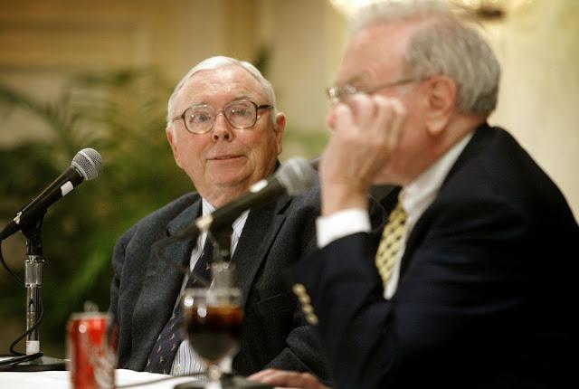 MUỐN THÀNH CÔNG PHẢI VƯỢT QUA QUY TẮC 10.000 GIỜ - Charlie Munger (phó chủ tịch tập đoàn Berkshire Hathaway) CAPAPHAM