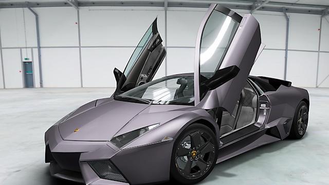 10 Mobil Termahal Di Dunia Tahun 2017 Lamborghini Reventon