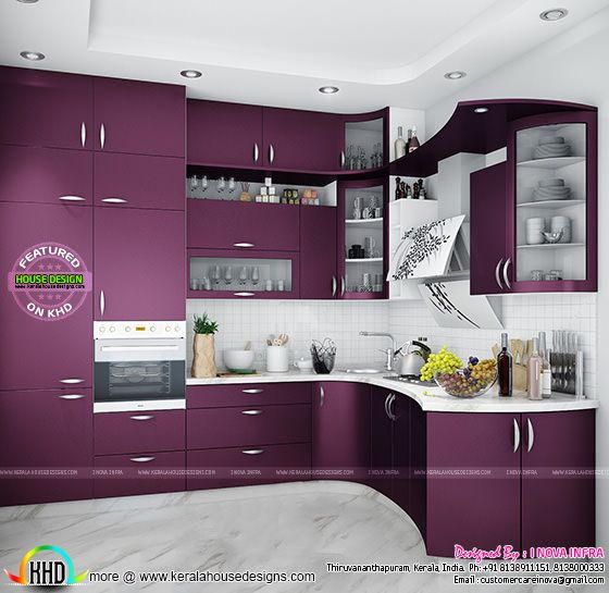 Modular kitchen Kerala