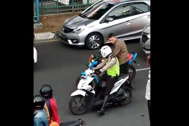 Mengagetkan! Oknum TNI Pemukul Anggota Polisi di Pekanbaru Itu Nyatanya...