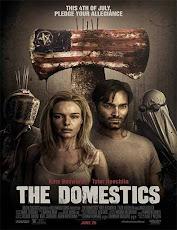 pelicula Los Domésticos (The Domestics) (2018)