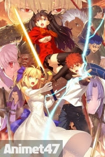 Fate/stay Night: Unlimited Blade Works (TV) 2nd Season - Sunny Day - Fate/stay night: Unlimited Blade Works Special 2015 Poster