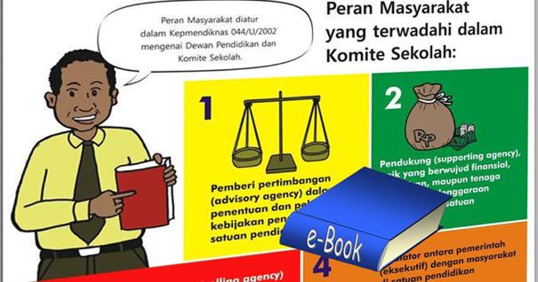 Buku Panduan Umum Dewan Pendidikan Dan Komite Sekolah Untuk Sd Mi Smp Mts Sma Ma Dan Smk