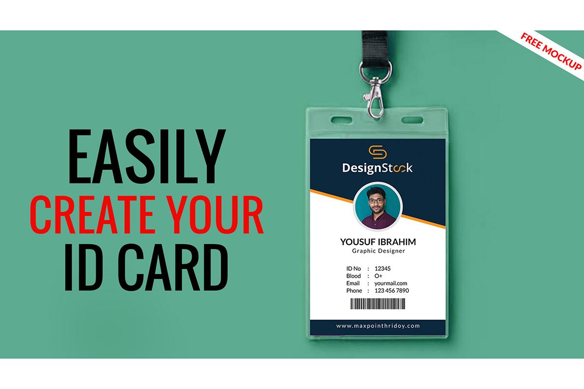 Corporate ID Card Design