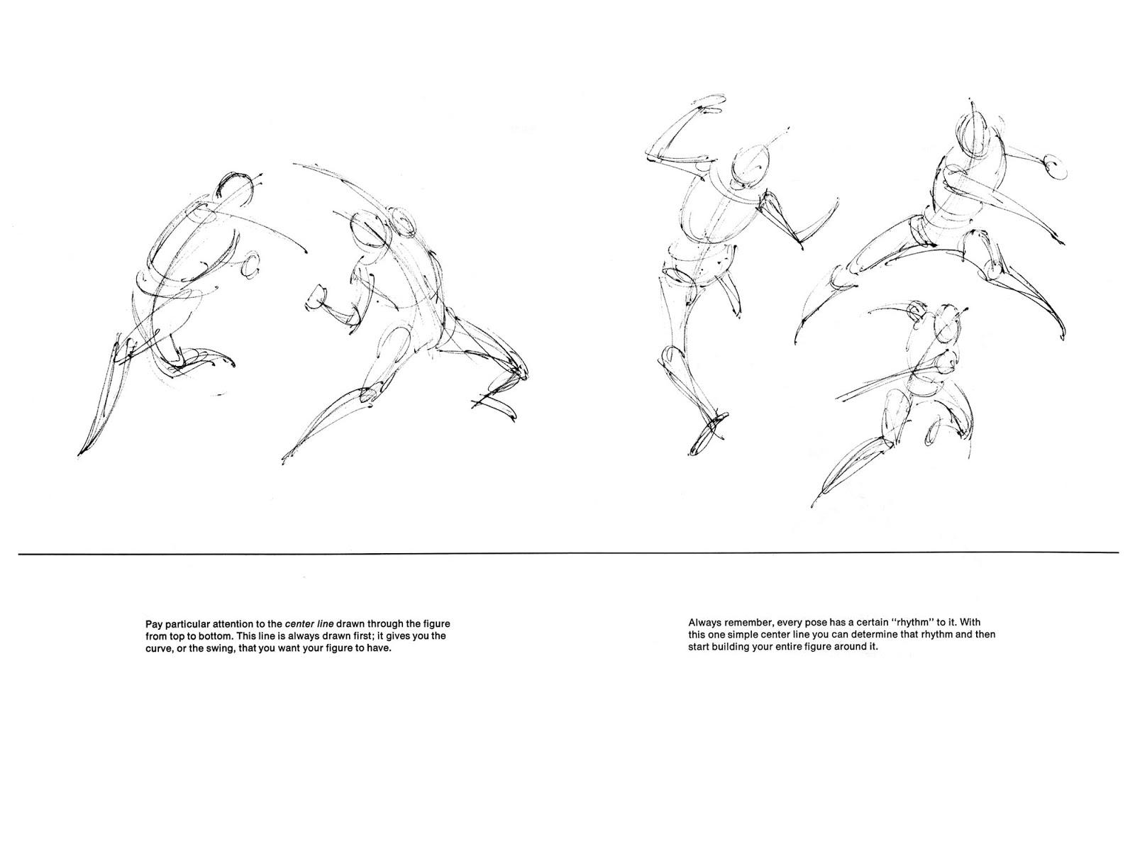 Scribble Method Drawing : Saturday comics class scribble method