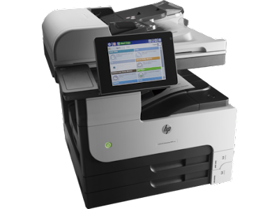 Simplify fleet administration as well as safeguard devices using the world HP LaserJet MFP M725dn Driver Downloads