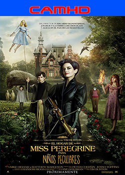 Miss Peregrine y los niños peculiares (2016) CAMHD