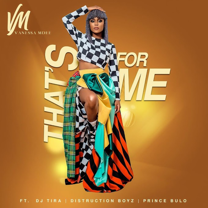 AUDIO | Vanessa Mdee – Thats For Me | Download Now