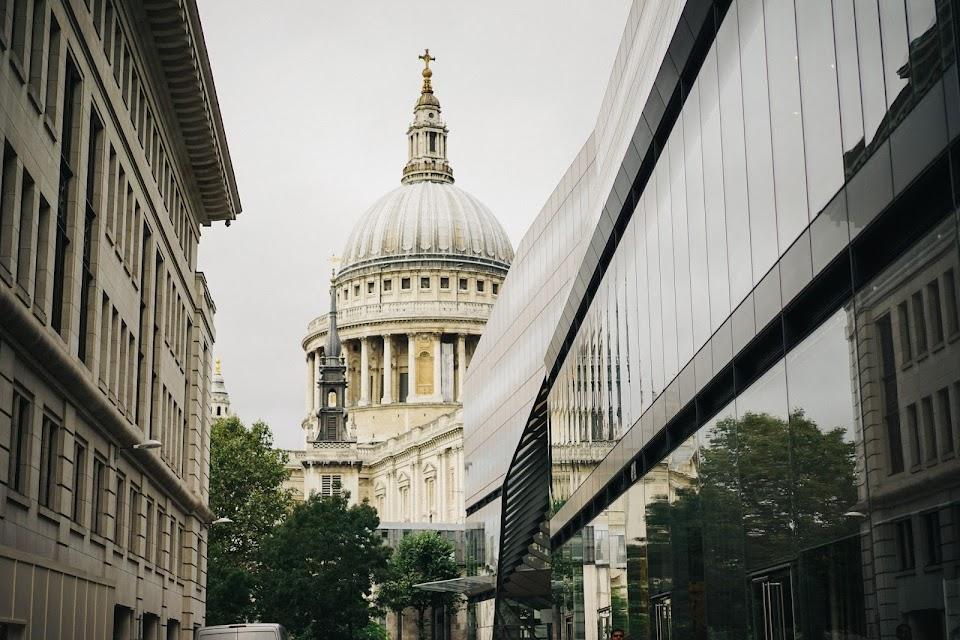 セントポール大聖堂(St. Paul's Cathedral)