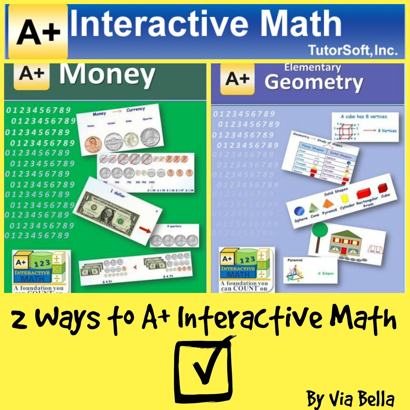 Via Bella 2 Ways To A Interactive Math