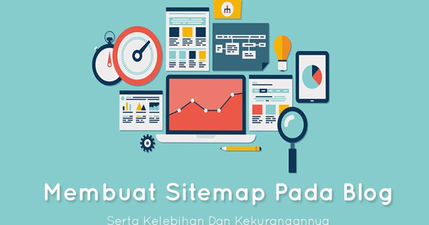 Cara Membuat Sitemap Pada Blog, Serta Kelebihan Dan ...