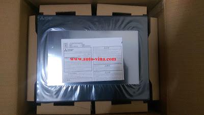 Đại lý bán màn hình cảm ứng HMI Mitsubishi GS2110-WTBD