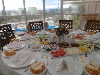 evliya celebi uygulama oteli saricam adana restoran kahvaltı