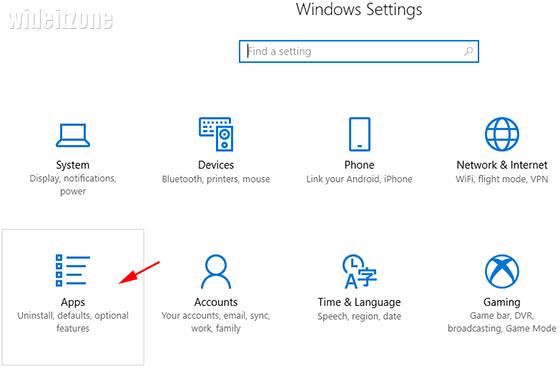 Change default web browser in Microsoft Windows