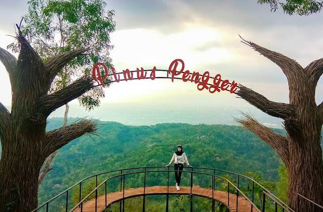 Paket wisata ke Pinus Pengger Dlingo Bantul