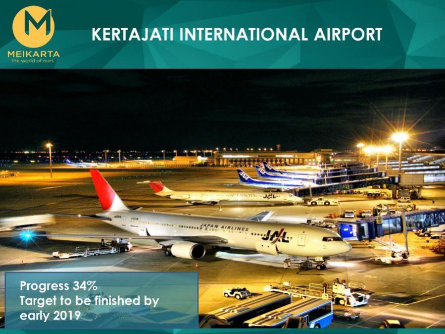 Airport Meikarta Lippo Cikarang