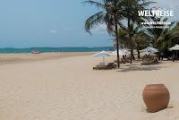 Goa, Indien Arossim Beach Weltreise.tv Arkadij Schell
