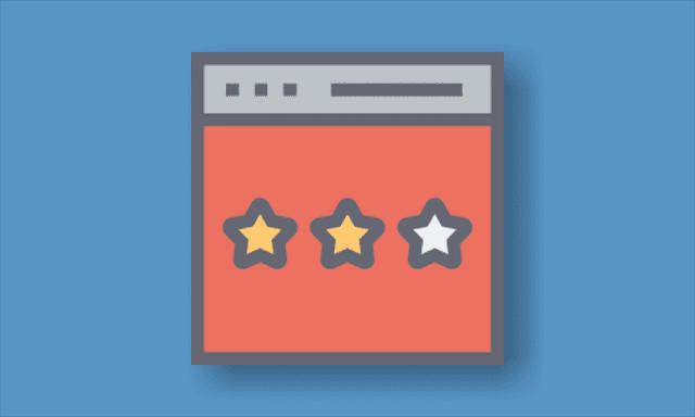 Cara Menambahkan Rating Bintang di Setiap Postingan Blog